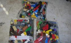 """SMALL BLOCK LEGO. Each lot is just under 1 lb. I have 5 lots at $10.00 each. Its a house number so texting will not work. """"""""DO NOT"""""""" CALL BEFORE 8 am. OR AFTER 9:00 pm. CASH ONLY. PICKUP ONLY VIEW MAP for general location. View poster's list for this"""