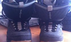 Mens Airwalk Snowboard Boots, size 11. Good condition. $15.00