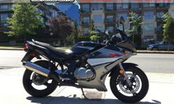* SOLD * 2009 Suzuki GS500F Sport Bike * Very low kms! * $3699. A very low kilometer example of a Suzuki GS500. Makes a great entry level sport bike with a comfortable, and neutral riding position. Great for new and seasoned riders. Excellent commuting