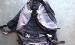 Spalding backpack. Excellent condition.