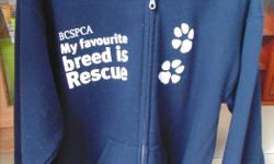SPCA Hoodie size M lightly used