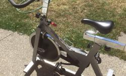 This spin cycle is a made in China version of a 'Blades' spin cycle. purchased from distributor who brings them overseas up island. Works great! Great workout! Perfect addition or starter piece for home gym! New cost over $200