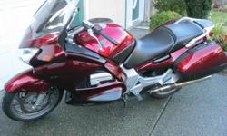 2005 Honda ST 1300 160k immaculately maintained great runner new tires new windshield .Two many bikes