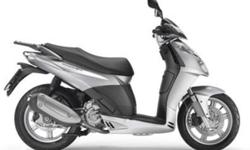 Aprilia Sportcity 300 caters for all the needs of modern urban mobility. This latest iteration features even better build quality than before, a design that inspires dynamism and class leading technology. Sportcity Cube is Aprilia's answer to users who