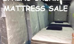 My warehouse is overloaded with Brand New mattresses and sets. Special discounts in effect to sell them off quickly. Call Dan at 250 816-5744 to see and try them out today.