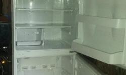 Stainless steel fridge with bottom mount freezer digital read out doesn't work properly