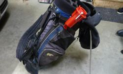 Good condition, with ball holder