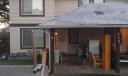 # Bath 2 Sq Ft 1350 # Bed 3 Then this is one you should look at! Located near Merecroft Village on bus routes at 773A Robron Road. The home has a separate laundry room, fenced yard with deck, 2 sheds and a fruit bearing cherry tree. There is a storage