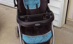 FRIST--TREND BRAND DELUXE MODEL VERY GOOD CONDITION Black and Teal in color VIEW PICTURE