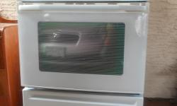 Maytag Super Capacity Plus Electric Stove. 5 years old. In immaculate condition.