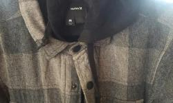 Grey jacket w/hoody, Posted with Used.ca app