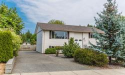 # Bath 2 Sq Ft 2052 MLS 396965 # Bed 3 Well maintained home in North Nanaimo neighbourhood. Updated with open plan living, dining and kitchen with a centre island, gas fireplace, spa like bathtub, warm modern paint and light fixtures, vinyl thermopane