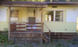 # Bath 1 Sq Ft 720 # Bed 2 For only $5,000, you can own a property in the most pristine and untouched part of Vancouver island. Sure it needs some TLC, but for the price, how can you go wrong? Mobile home Located in mobile home park Large lot for all of
