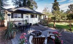 # Bath 1 Sq Ft 1318 # Bed 2 O/H Sat/Sun 12-2 Warmth and charm the minute you enter this Rancher.Beautiful views of Langford Lake with a beach around the corner for sunbathing or fishing (fiberglass boat/electric motor/battery can be included)This 2-3