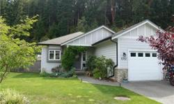 # Bath 2 Sq Ft 1115 # Bed 2 This 2009 2 Bedroom, 2 bathroom rancher is nestled in popular Shawnigan Station and is an easy commute to Victoria. Features include 9ft ceilings, lots of natural light, pleasing neutral colour palette, open floor plan,