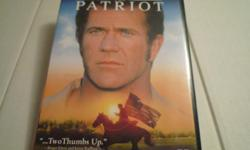 $2. Excellent Condition . Taken out of the wrapper but never watched. I have another copy so selling this one.