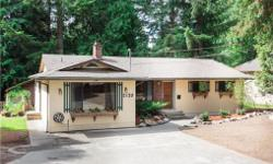 # Bath 2 Sq Ft 1641 # Bed 3 Open House Sat July 23, 1-3 Great One Level Home!!! This home has vaulted cedar ceilings through the Living and Dining Room which opens up to the fenced back yard, floor to ceiling brick fireplace (natural gas in 2008). This