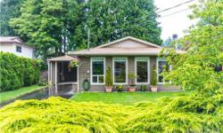 # Bath 2 Sq Ft 1116 # Bed 3 Opportunity to Buy Your Dream Home with Zero Down Payment Exclusively* BEAUTIFULLY UPDATED! This delightful 3-bedroom rancher is tucked away on a quiet street in Nanaimo's desirable Uplands neighborhood. Updated to a high