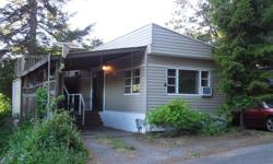 # Bath 1 Sq Ft 850 # Bed 2 Updated 2 bedroom (plus den) 1970 mobile home in a prime location. Only minutes walk from the beach at Thetis Lake, one of Victoria's most popular summer fun locations. Small, family and pet friendly mobile home park. Gated park