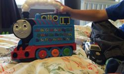 Talking Thomas the train ABC learner. Excellent condition!