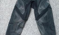 Size 28 Thor riding pants in great shape. No rips or tears. Great price. Located in Cobble Hill