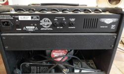 Great Amp Like New Never Gigged. Comes with Pedal. 225.00 Also for sale 65 Fender Mustang 2000.00 Jim Dunlop Crybaby Wah Pedal $75.00 All pickups and Hardware for a Les Paul Studio $150.00. Late 70's Gibson PAF Humbucking Pick Ups $200.00.