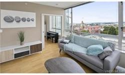 # Bath 1 Sq Ft 681 MLS 368122 # Bed 2 902-732 Cormorant Street V8W4A5 OPEN HOUSE Saturday July 23, 2016 2-4PM Trendy Downtown Living with Breathtaking Views! Located in the heart of the Hudson District the Corazon is one Victoria's premier steel &