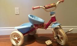 Disney princess tricycle, great condition. Located in Kinkora area.