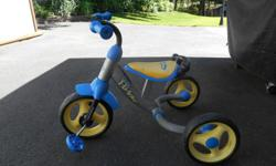 Free tricycle. Missing one pedal (see photo)