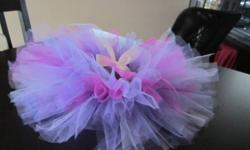 Hi there, I make beautiful tutu's for any age. They make great Christmas, Birthday and Baby shower gifts and look beautiful in a photo shoot! Email for colour choices and prices. I live by lougheed town center.