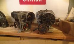 2- 500 cc pull start 1- 280 cc single pull start 1-USA twin copy Bucket of carbs, bucket of pulleys, some exhausts, etc. These items would be of value to someone with expertise in Ultralights. Prefer a lot sale. The price is very reasonable for 4 engines.