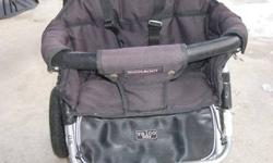 Used maybe 20 times..... Toddler Seat fits any Valco Trimode Runabout stroller. $40