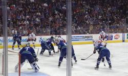 Vancouver Canucks Tickets For Sale: 3 Seats Seated Together -- Side by Side (sorry, cannot break these tickets up) SEC 120 Row 6 (Alcohol Permitted) Friday Dec 23rd Calgary Flames $166.66/ticket = $500/total (3 tickets) Tuesday Jan 24th Edmonton Oilers