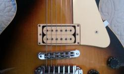 Only 500 maple neck kalamazoo les pauls built in 79.hardly played! Closet find.beauty neck and condition. Asking $2750.00
