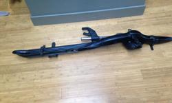 I HAVE A VOLKSWAGEN ROOF TOP BIKE HOLDER, USED TWICE. FITS ON ANY CAR ROOF RACKS. PAID $165.00 NEW AT VW.