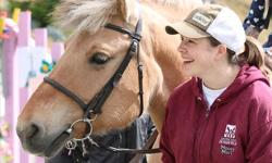 Experienced horse handlers wanted: Cowichan Therapeutic Riding Association is looking for volunteers with lots of experience leading and handling different horses to horse handle in our upcoming fall lessons. Duties of a horse handler include