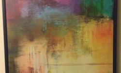 "Beautiful Wall art. 29""x29"""