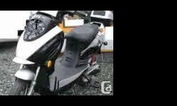 I want a used or new Kaishan electric scooter. 250-385-3542 or text: 250-588-0008 Any color is fine and I will pay well.