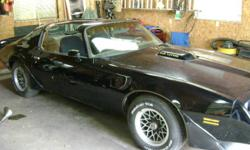 looking for parts for a 1979 trans am need a bit of everything let me know what you have.