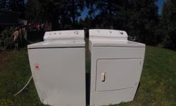 zenith washer and viking dryer both work great good overall cond.$200 obo.
