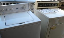 inglis washer and a whirlpool electric dryer ,  both are in good working order some parts have been changed.   $100.00  for the pair O.B.O. e-mail if interested.