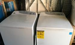 Top of line Fisher Paykel top-loading direct drive washer and dryer. White exterior. Stainless interior.Used 1.5 years. In storage. Bought house with appliances installed.