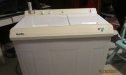 i have a Danby Washer/Spin Dryer that is in excellent condition.  Location is New Germany but I can deliver to Bridgewater or close to.  Asking 200.00.