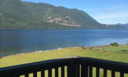 # Bath 3 Sq Ft 2537 # Bed 4 Rare property in Pt Alice on Vancouver Island's pristine west coast - they're not making this anymore! Four bedrooms, three bathrooms and million dollar views from two levels and the beach at the end of your lawn. Motivated