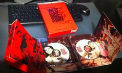 West Side Story Special Edition 2-disc DVD.