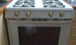 A great gas stove. Good condition and works very well.