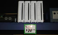 Item: We have the classic white model Wii's currently available. These are the superior released Wii consoles that hold the ability to connect online with Netflix and play past released Gamecube games (Gamecube controller and memory card required). We