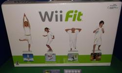 Item: We have two Wii Fit boards currently available in box. In like new condition for $40.00 each. Don't care about the box? We also sell Wii Fit boards loose with the game for $30.00 each. All backed with a warranty. All games & consoles come with a one