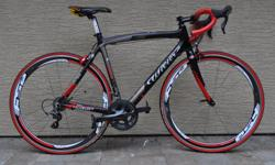 2013 Wilier Izoard XP, Medium 55cm carbon frame, great condition looks like new, no damage. Very light bike. Full Ultegra components, Carbon FSA wheels, Michelin tires, comes with pedals. Bike has seen very little use, recreational only, never seen rain