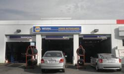 OUR WINTER SERVICES   LUBE, OIL, AND FILTER   Replace filter with NAPA oil filter Drain oil and replace with up to 5L premium NAPA oil Lubricate chassis, suspension and steering components   MULTI-POINT VISUAL INSPECTION   All lights and signals Air